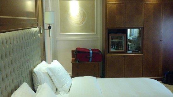Swiss Diamond Hotel Lugano: 2 single but comfy beds