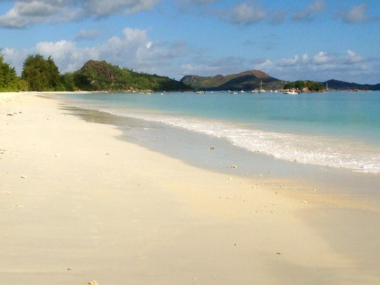 Acajou Beach Resort: Пляж