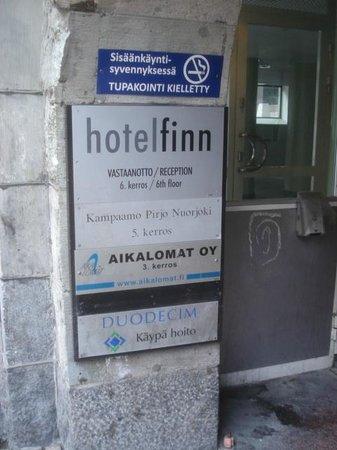 費恩酒店照片