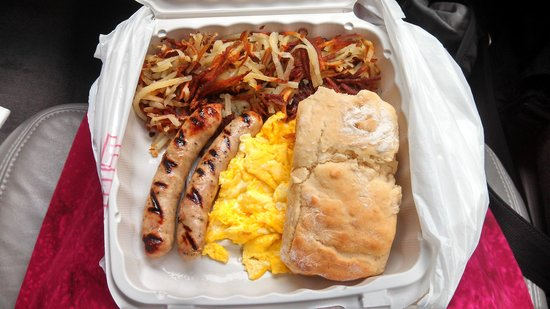 Pork Store Cafe : Delicious food!