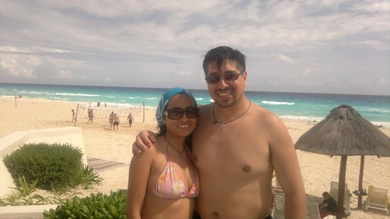 Park Royal Cancun: felices en la playa