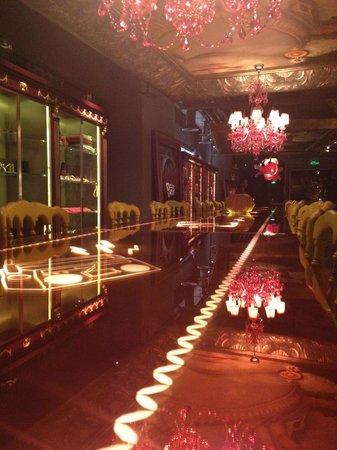 Lan Club: Bar area