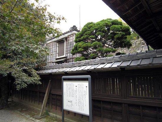Suzu-no-ya (Motoori Norinaga's study) : 外観。