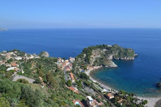 New Travel Services Day Trips: taormina