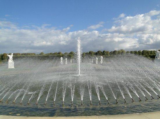 Herrenhäuser Gärten: 噴水