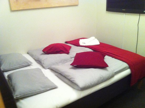 First Hotel Kungsbron: Bed