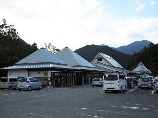 Ise Honkaido Mitsue Michi-no-Eki : 外観。