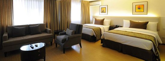 Imperial Palace Suites Quezon City: Fully Renovated Suites