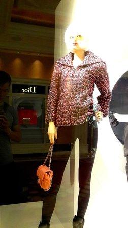 Wynn Macau : Chanel shop