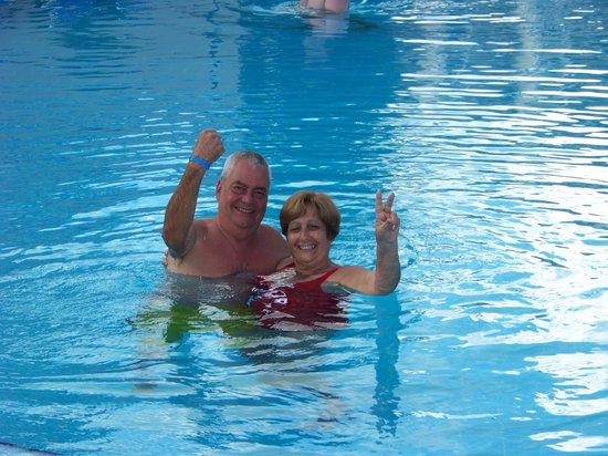 Be Live Experience Las Morlas: mis padres felices