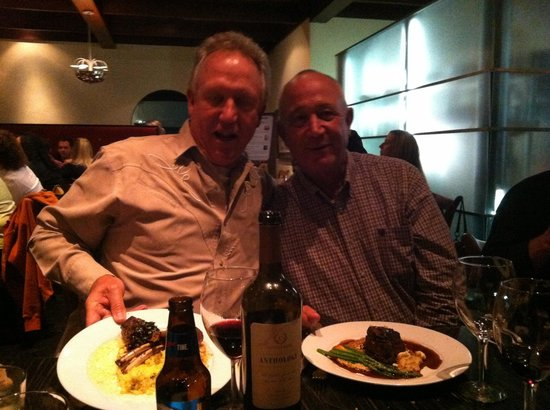 Ardovino's Desert Crossing: Fabulous birthday celebration