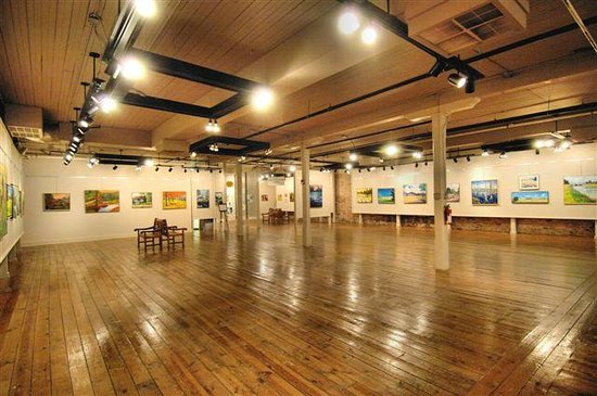 Aiken, Carolina del Sur: First Floor Galleries