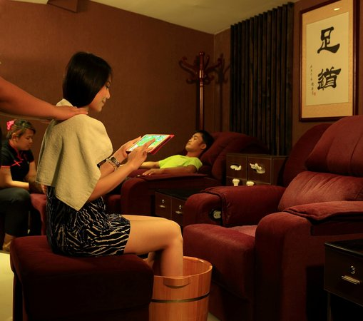 Foot Master @ Sukhumvit 31: Chinese Herbal Foot Bath