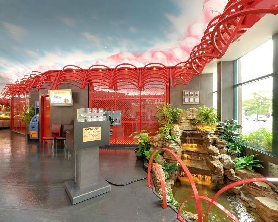 Mandarin Restaurant : Welcome Area