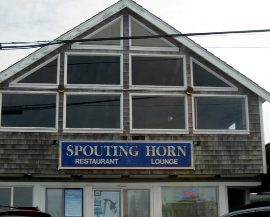 The Spouting Horn Restaurant: Spouting Horn, Depoe Bay