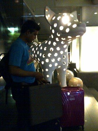 Le Méridien Bangkok: Lobby