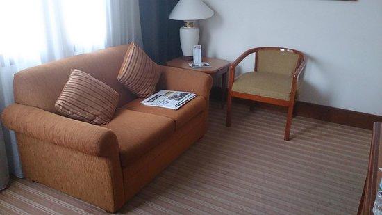 Hotel Menara Peninsula : Guest Room