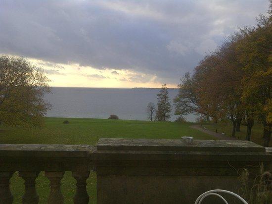 Orenas Slott: sea view from room