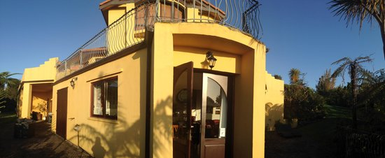 Villa Toscana: La maison