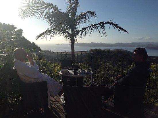 Villa Toscana: Vue imprenable sur la baie