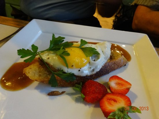 Restaurant Privilege du Perigord : one of or dishes