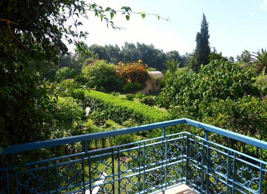 Villa Mandarine : View from balcony