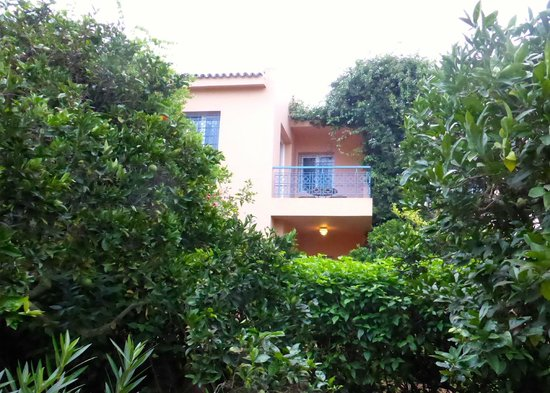 Villa Mandarine : Our balcony