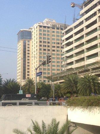 The Bellevue Manila: Hotel