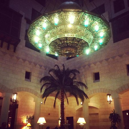 Movenpick Resort Petra : Lounge