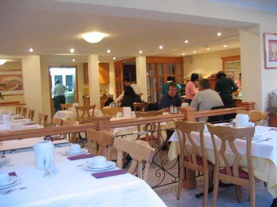 Hotel La Couronne : restaurent