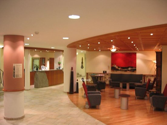 Hotel La Couronne : lobby