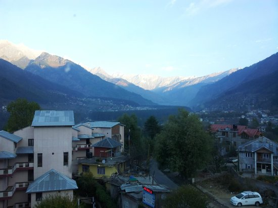 Manali - White Mist, A Sterling Holidays Resort: view from room #302