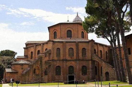 Basilica San Vitale: San Vitale