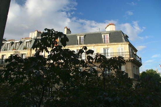 Relais Saint-Jacques: 1st floor view