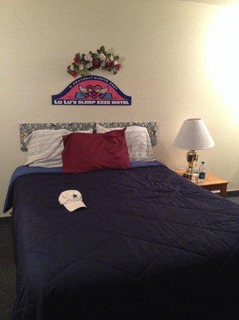 LuLu's Sleep Ezze Motel: Camera