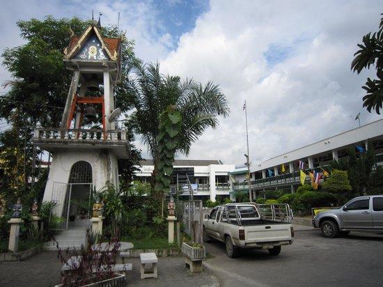 Wat Muen Nguen Kong : 9-'13.9学校