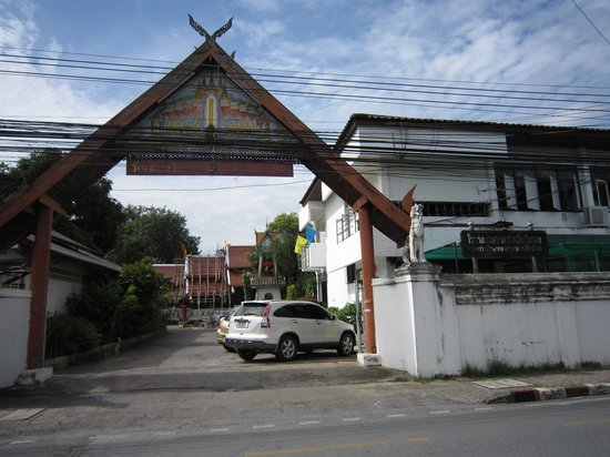 Wat Muen Nguen Kong : 10-'13.9裏門