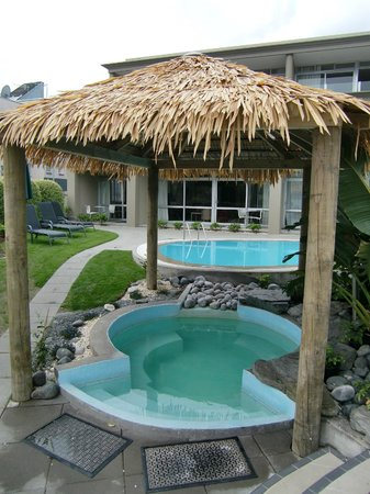 The Reef Resort: Spa Pool