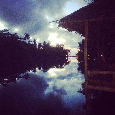 Blue Lagoon : Caught last rains of October just perfect