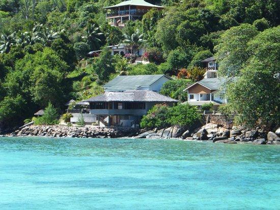 Chalets Cote Mer: hotel