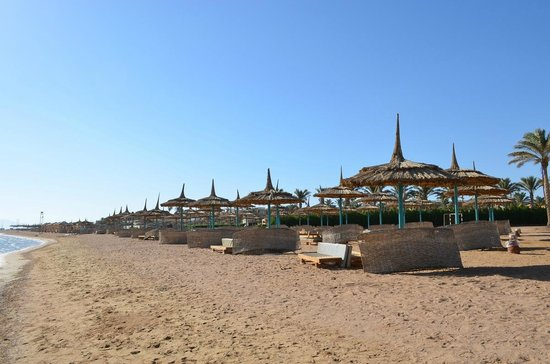 lti Tropicana Grand Azure: Пляж
