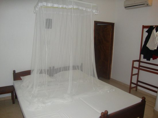 Unawatuna Beach Bungalow Hotel: clean rooms