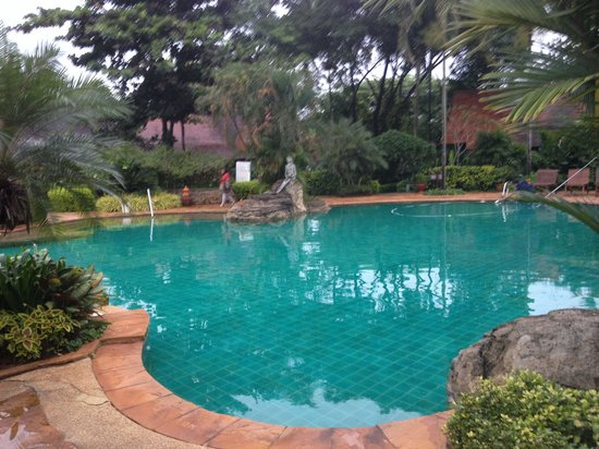Golden Pine Resort: Piscine