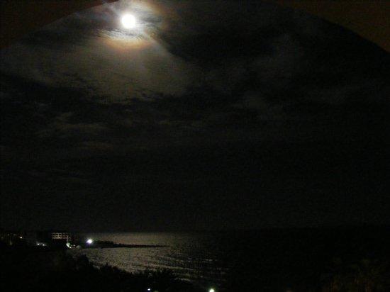 SENTIDO Aziza Beach Golf & Spa: from room at night
