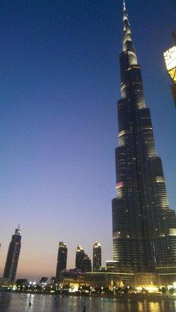Amwaj Rotana: Burj Kalifa