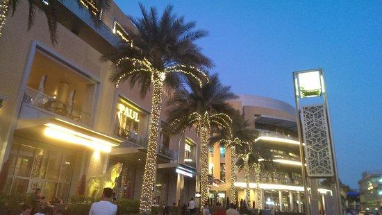 Amwaj Rotana: Dubai Mall
