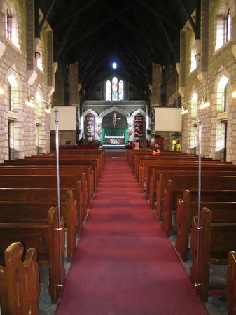 The Parish of St Michael and All Angels: Interior decor and furnishings