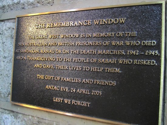 The Parish of St Michael and All Angels: Memorial plaque