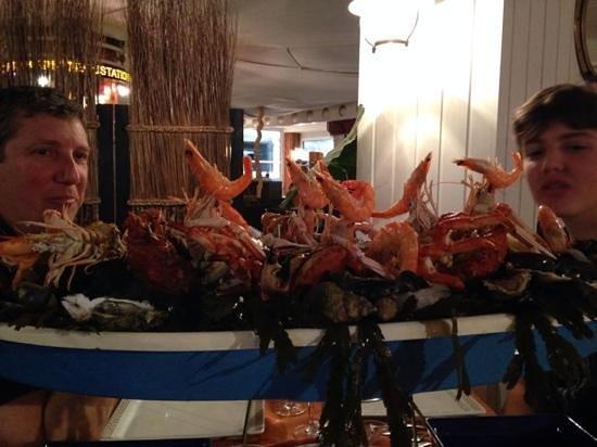Restaumer : plateau de fruits de mer pour 3 personnes