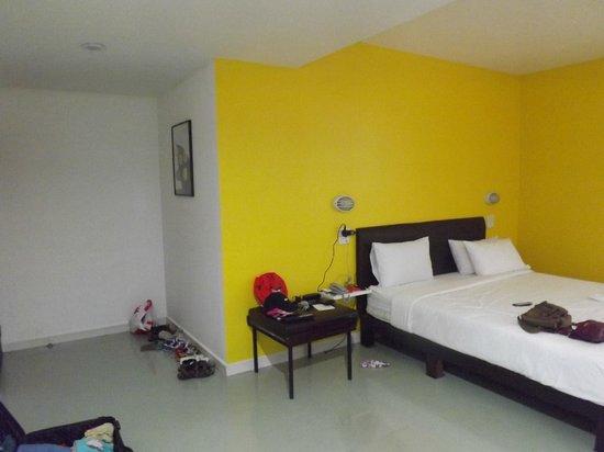 LemonSeed Rooms: Spacious room